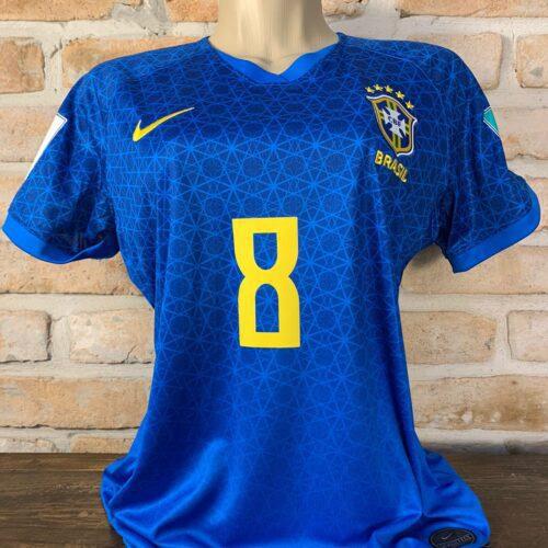 Camisa Brasil Nike 2019 Formiga
