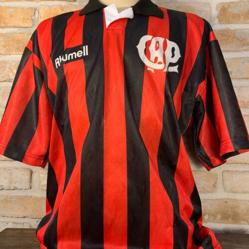 Camisa Athletico Paranaense Rhumell 1995