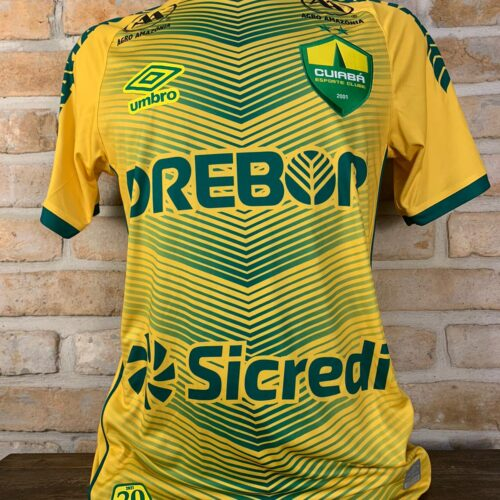 Camisa Cuiabá Umbro 2021 Brasileirão