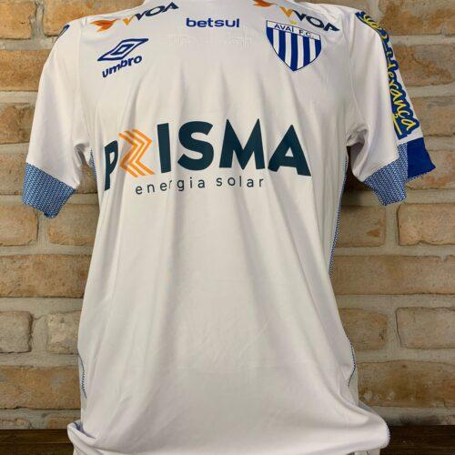 Camisa Avaí Umbro 2021 Rômulo Brasileirão