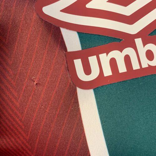 Camisa Fluminense Umbro 2021 Kayky Brasileirão