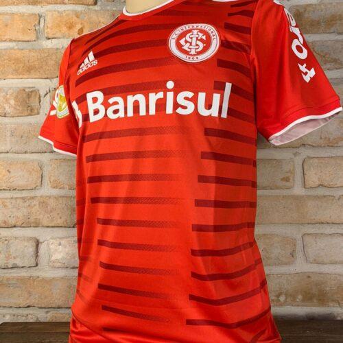 Camisa Internacional Adidas 2021 Lucas Ramos Brasileirão