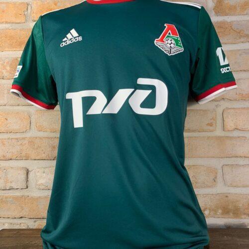 Camisa Lokomotiv Moscow Adidas Europa League 2021 Pablo