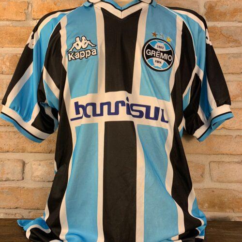 Camisa Grêmio Kappa 2001