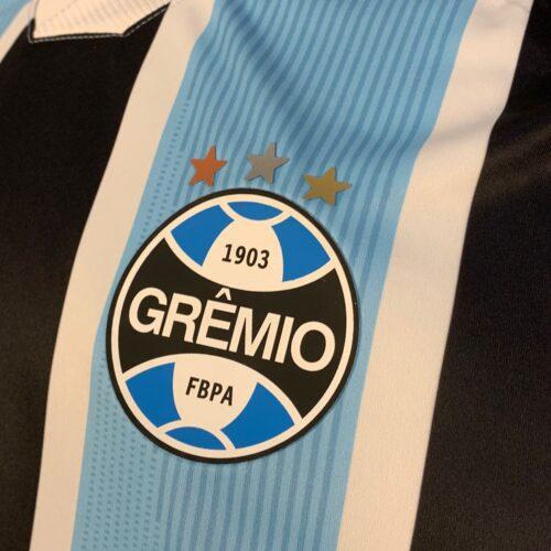 Camisa Grêmio Umbro 2021 Vanderson Brasileirão