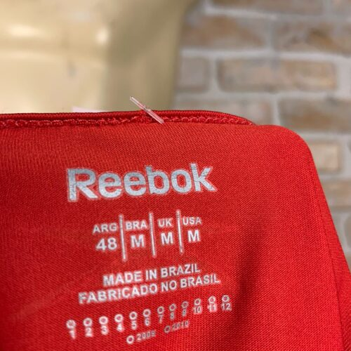 Camisa Internacional Reebok 2009 Indio